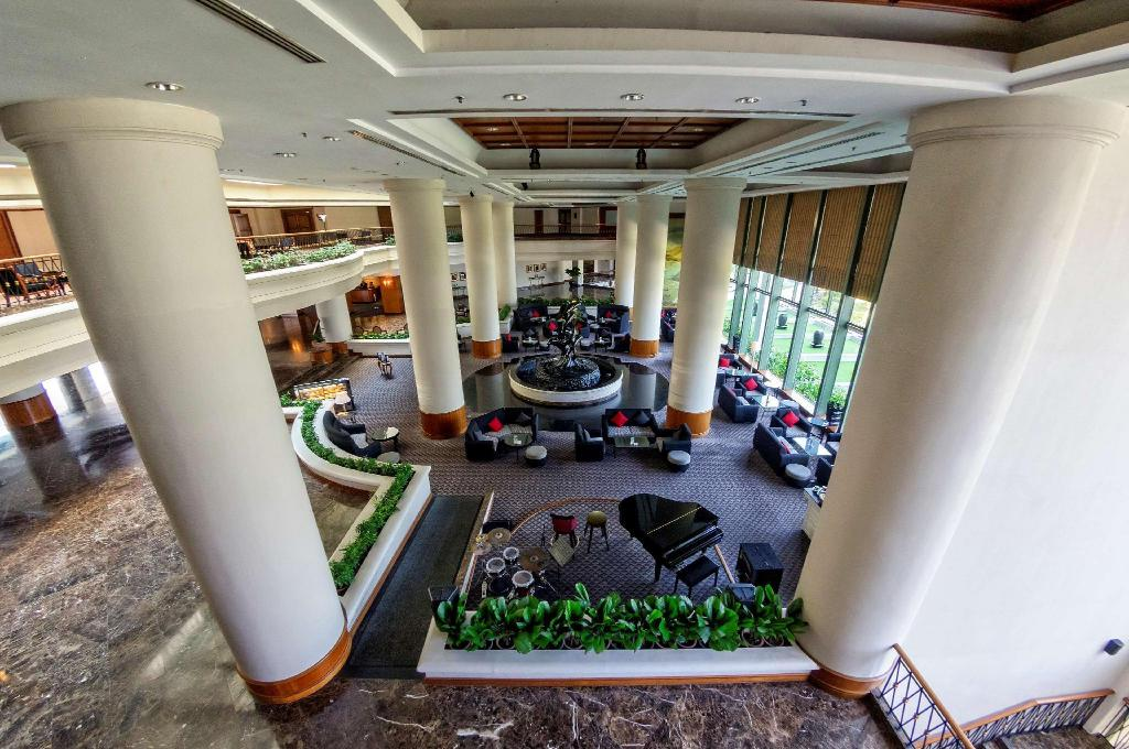 Lobby The Pacific Sutera Hotel
