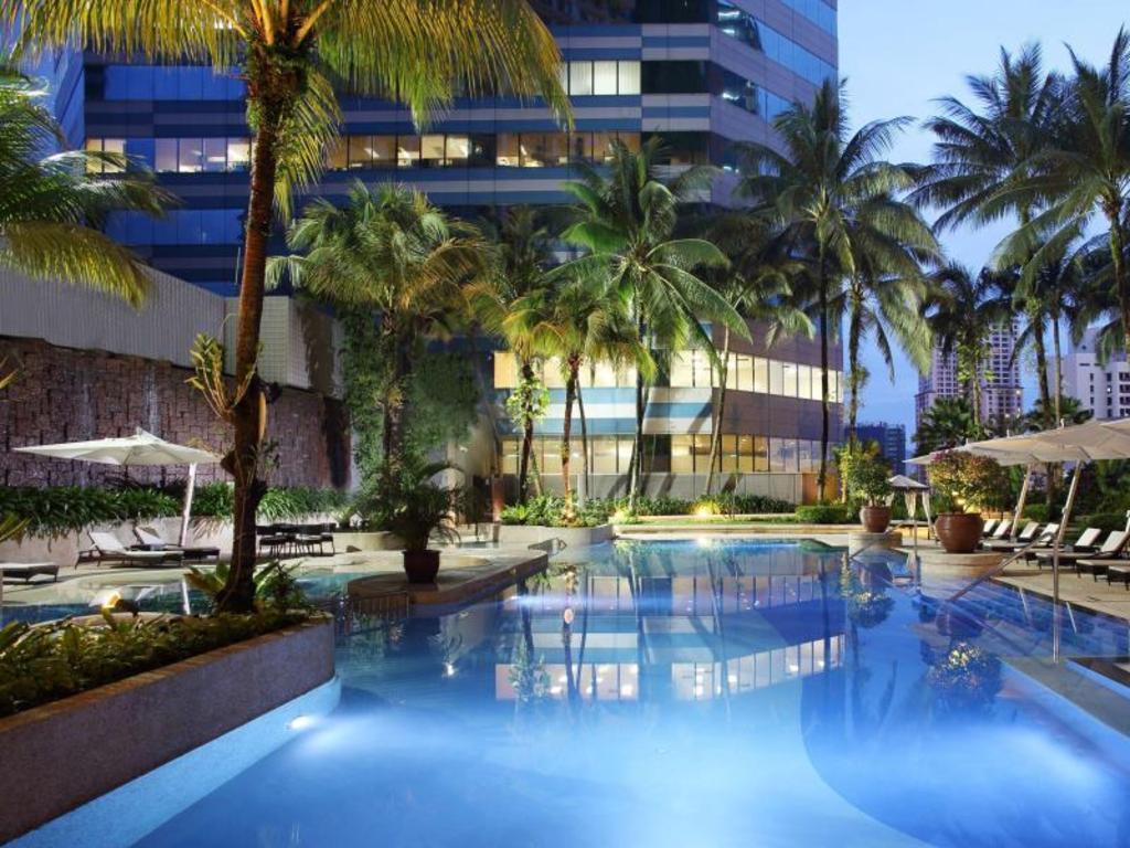 Intercontinental Kuala Lumpur In Malaysia Room Deals Photos Reviews