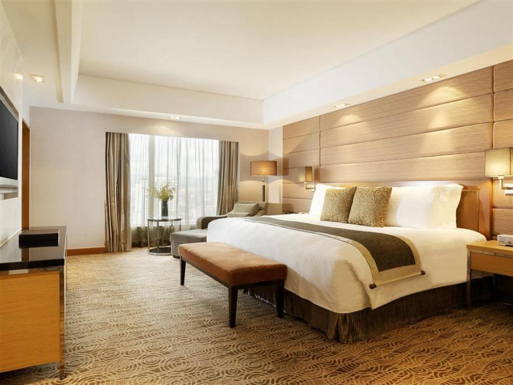 Executive Suite with King Bed InterContinental Kuala Lumpur