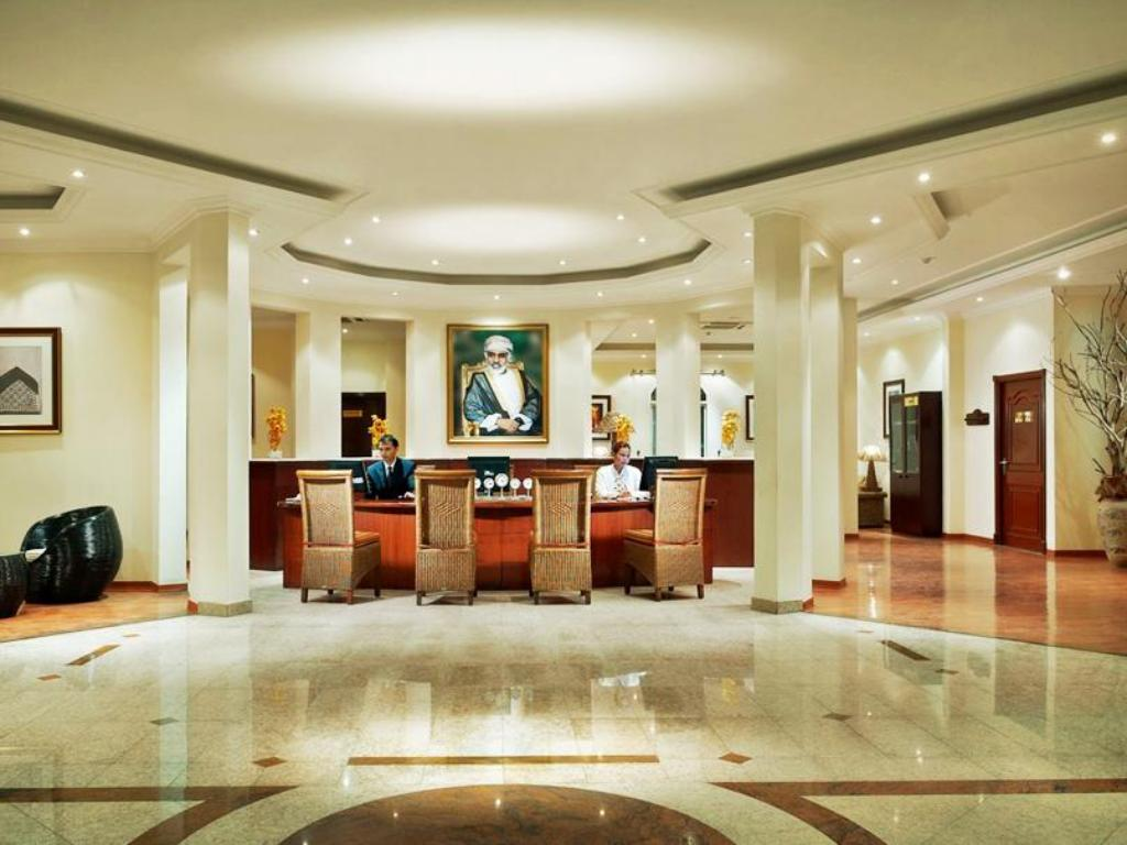 Lobby Al Nahda Resort & Spa