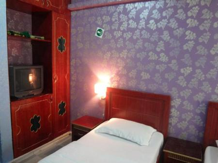 Single Room Shalimar Park Hotel