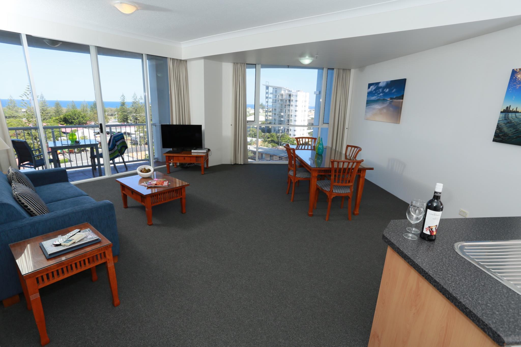Bel Air on Broadbeach Entire apartment (Gold Coast ...