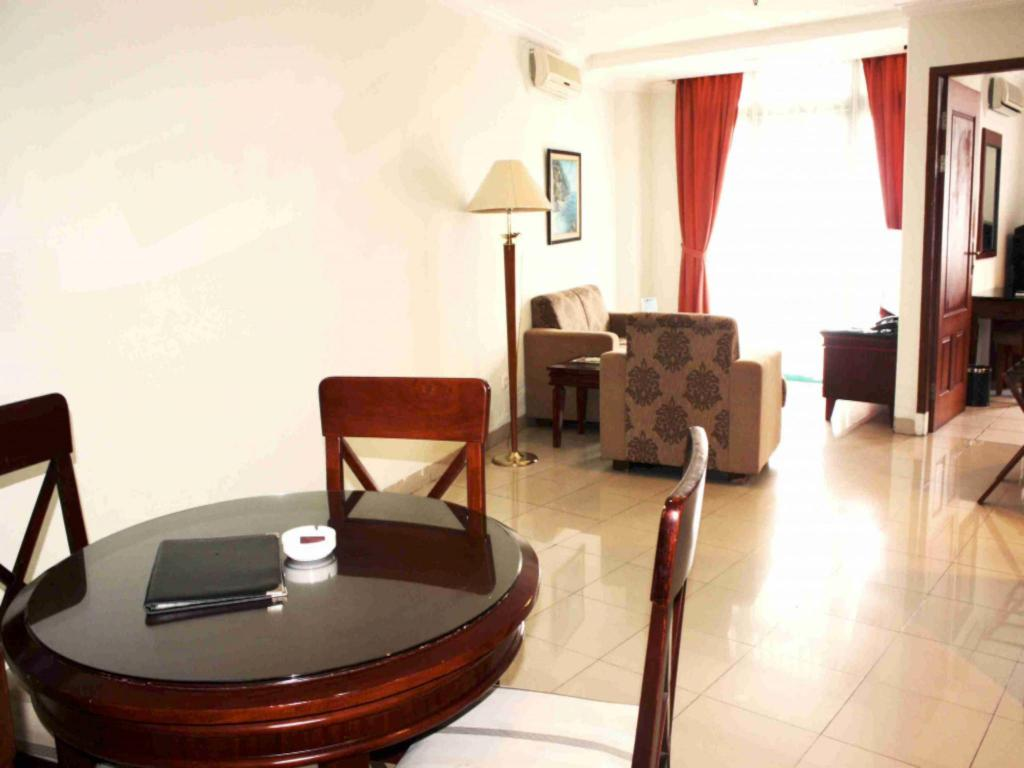 Interior view Travellers Suites Serviced Apartments