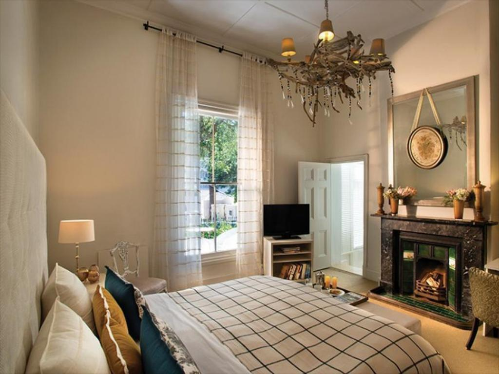 Luxury - Δωμάτιο Cape Cadogan Boutique Hotel