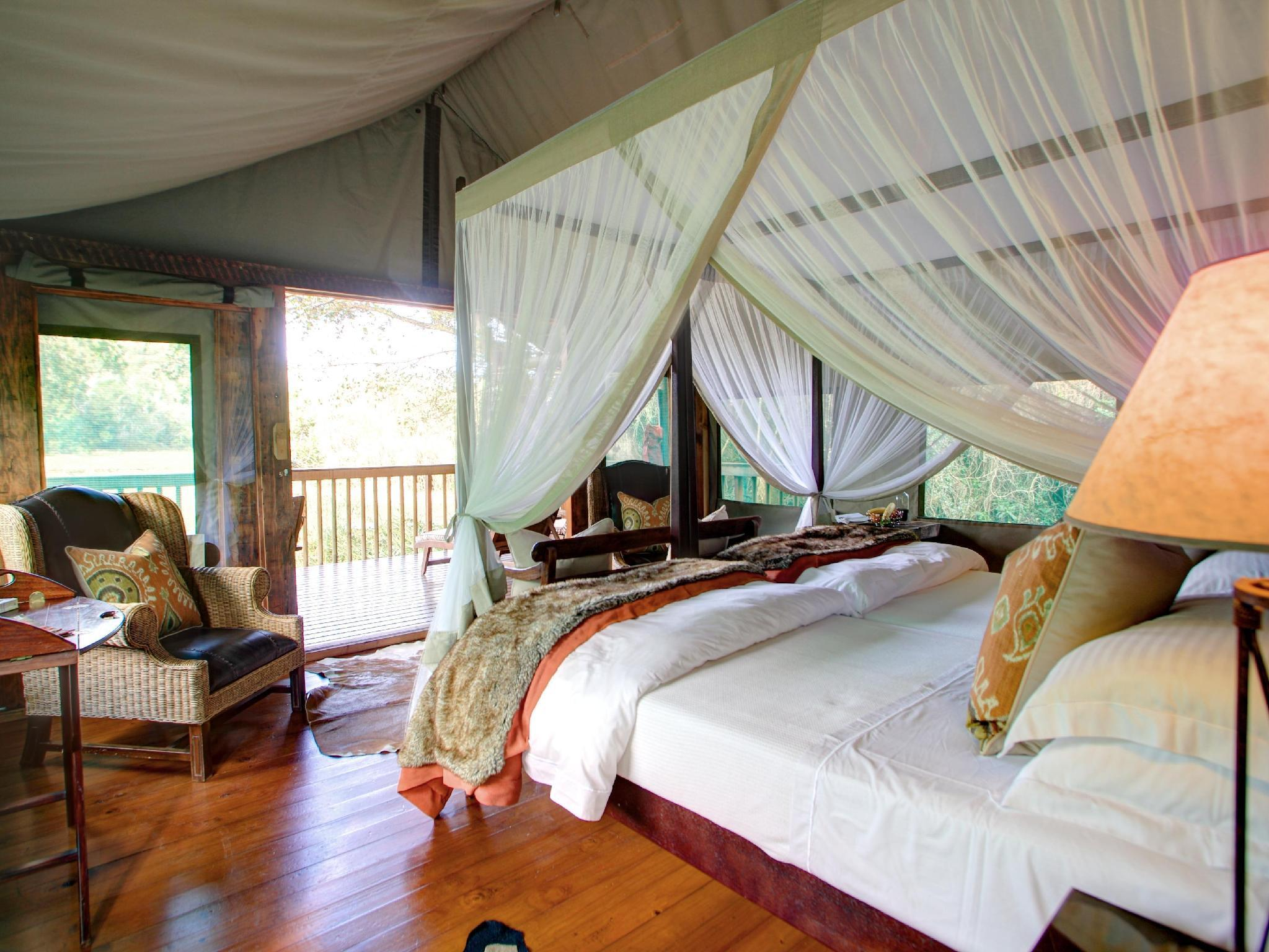 جناح لاكشري تينتد (Luxury Tented Suite)