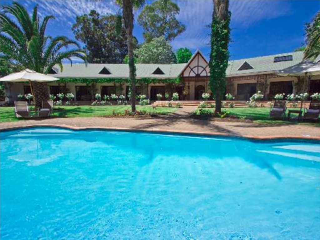 Piscina Hlangana Lodge