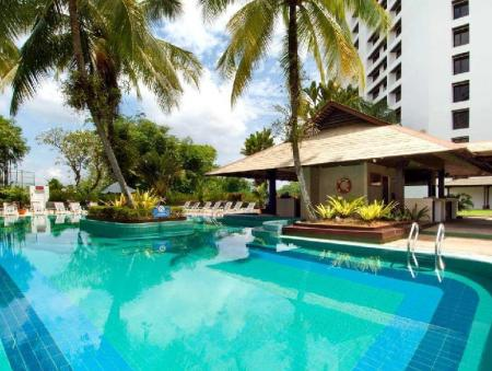 Swimming pool [outdoor] Hilton Kuching
