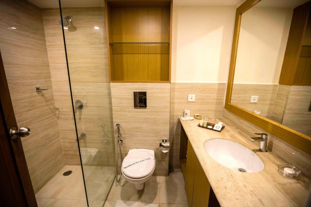 Superior - Bathroom Hotel Southern Star Mysore