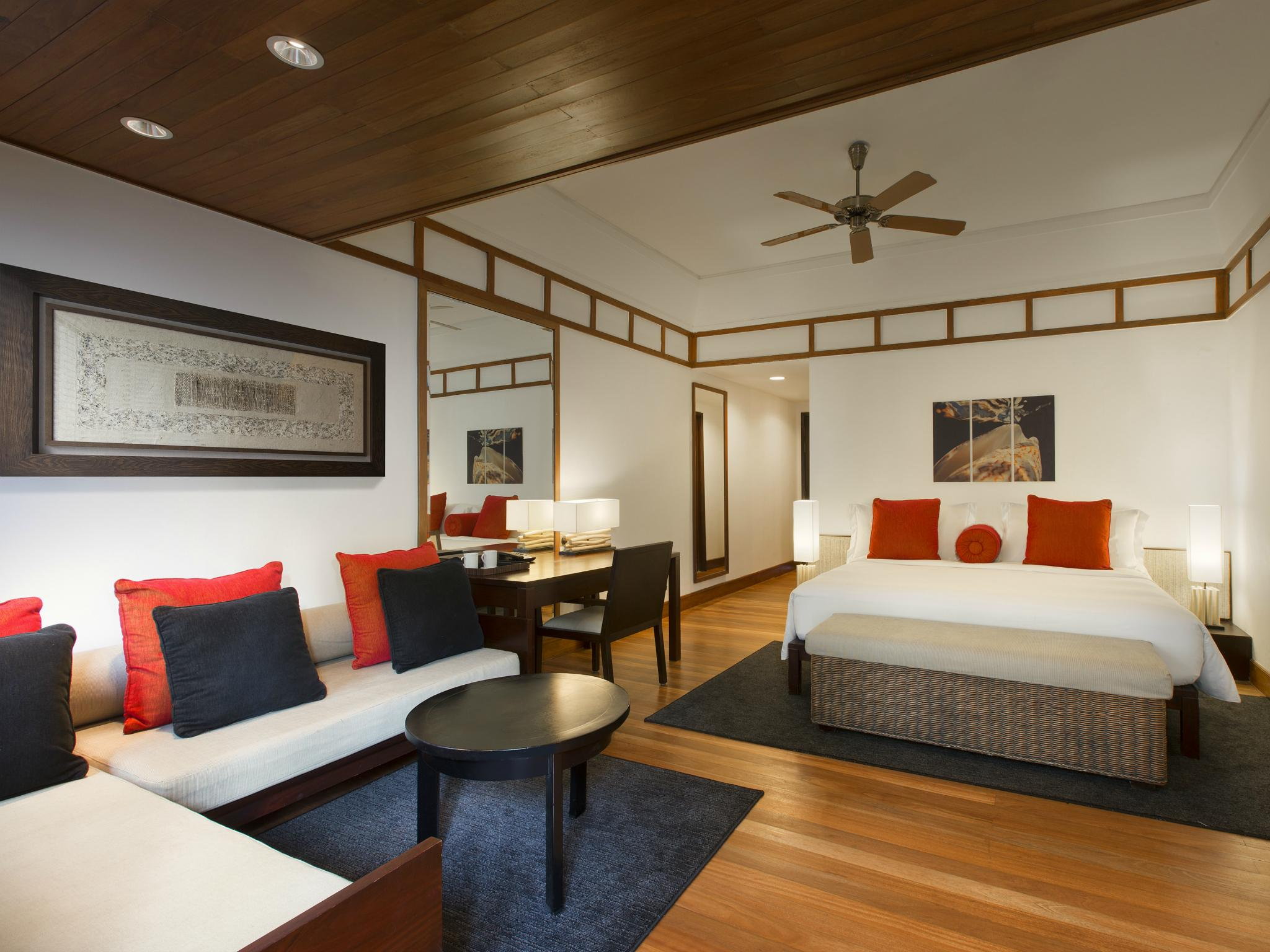 Deluxe Rainforest   Guestroom The Andaman, A Luxury Collection Resort