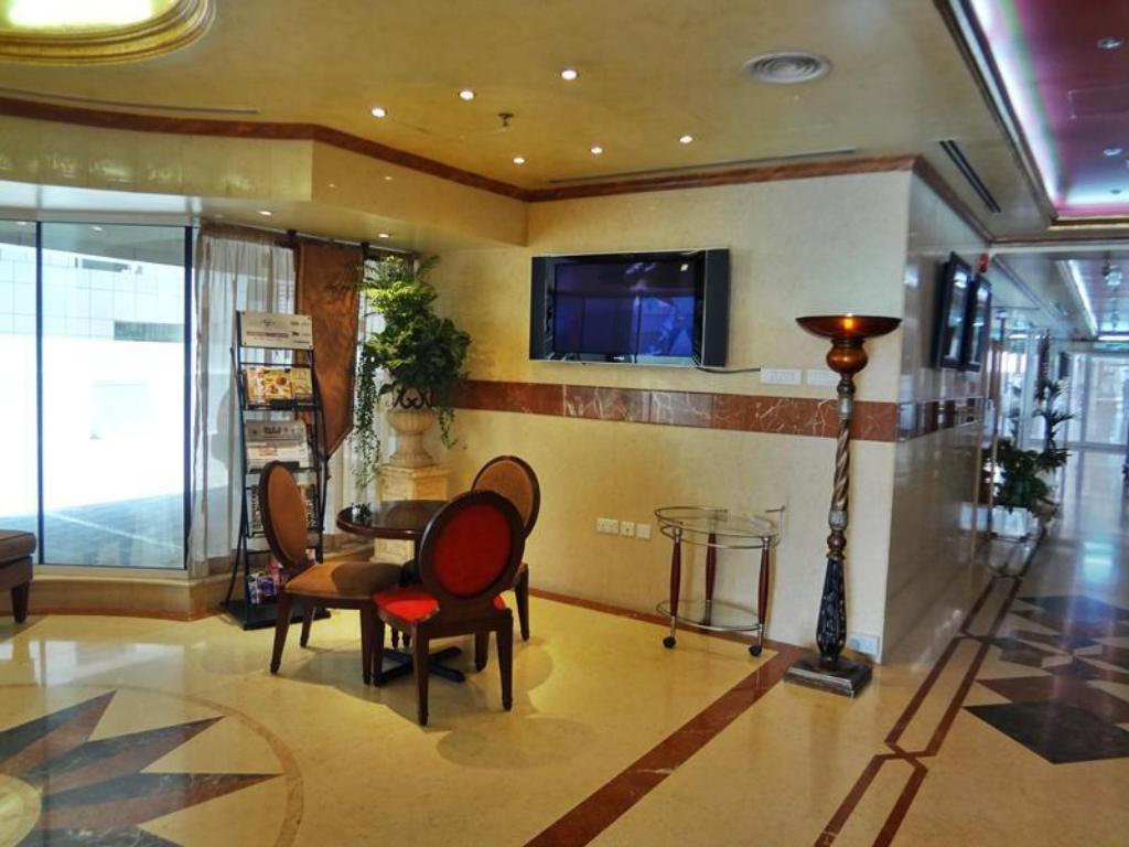 Foyer Al Deyafa Hotel Apartments