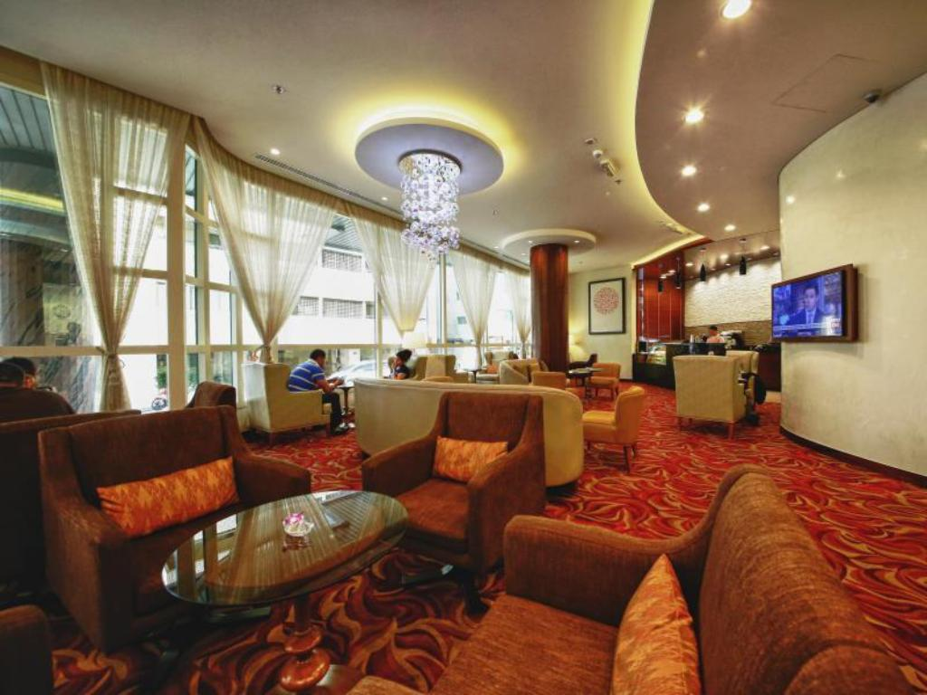 Lobby Lavender Hotel Deira by Gloria Hotels & Resorts