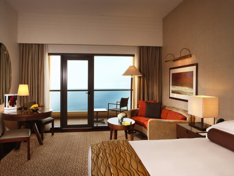 Premium King-Zimmer mit Meerblick (Premium King Room with Sea View)