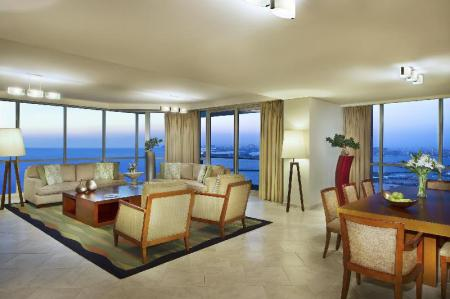 Interior view JA Oasis Beach Tower Apartments