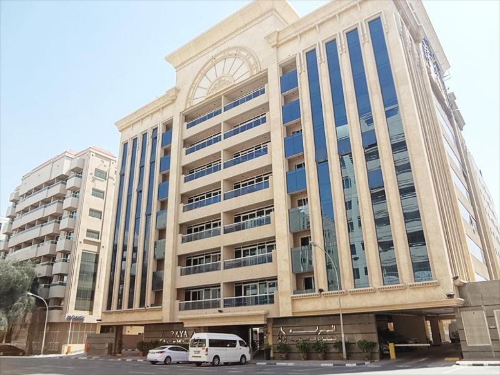 Exterior view Al Raya Hotel Apartment