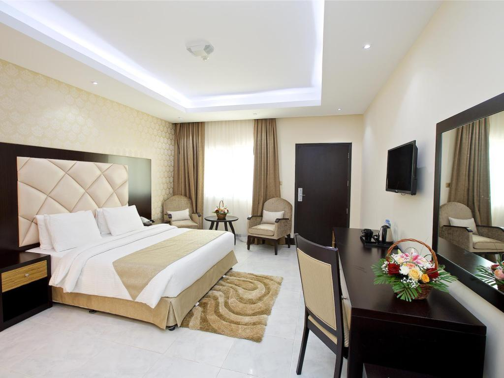 Deluxe King Or Twin - Guestroom Bin Majid Flamingo Beach Resort