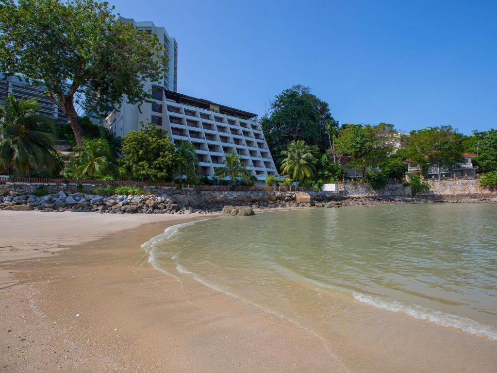 Beach Copthorne Orchid Hotel Penang