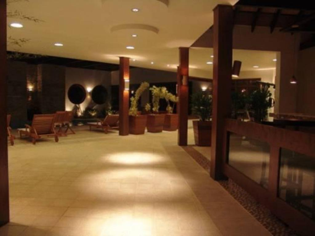 Foyer Guarita Park Hotel