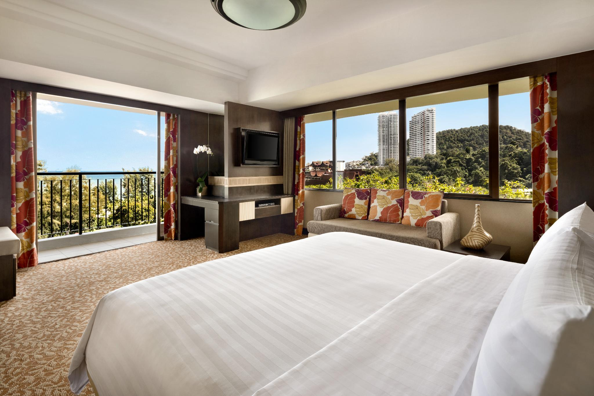 Executive Seaview Suite King