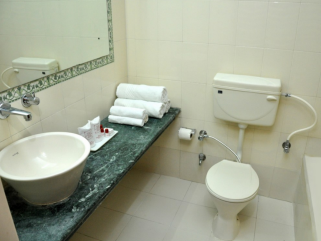 Bathroom Hotel Sandhu Palace