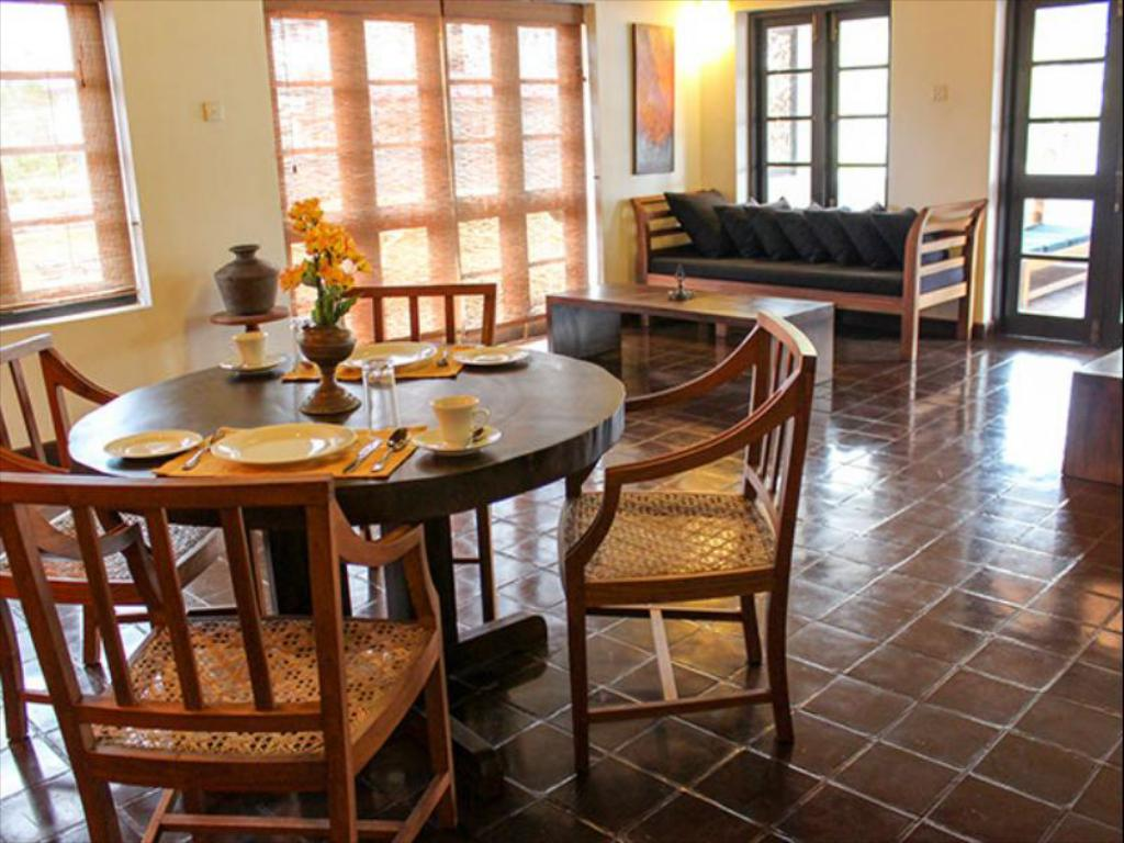 Interior view The Margosa Residencies
