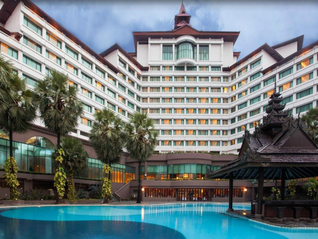 More about Sedona Hotel Yangon