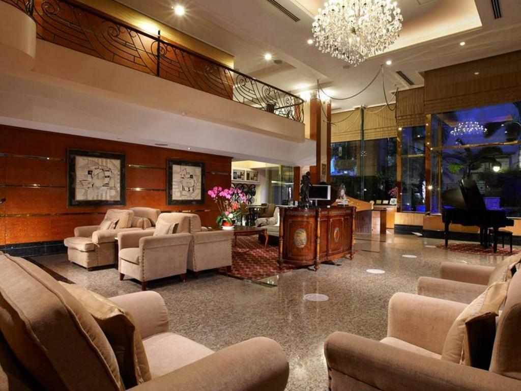 Hol Charming City Hotel Hualien