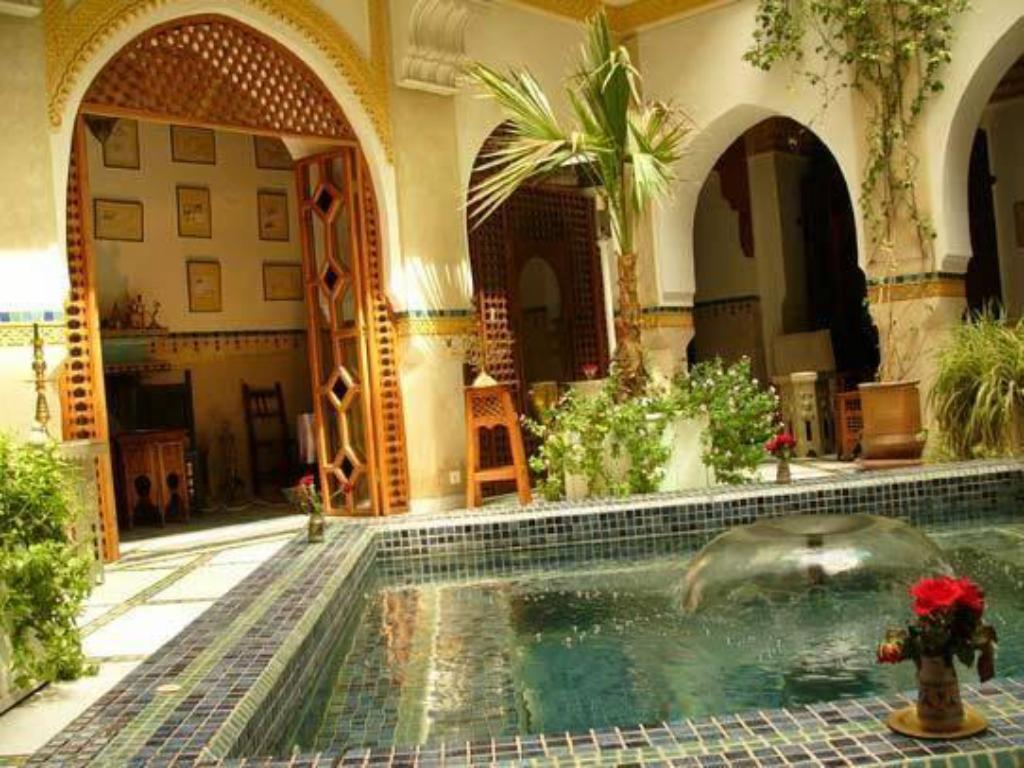 More about Riad Moucharabieh