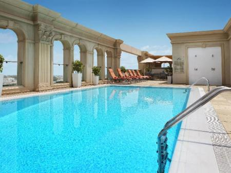 Swimming pool [outdoor] Villa Rotana Hotel