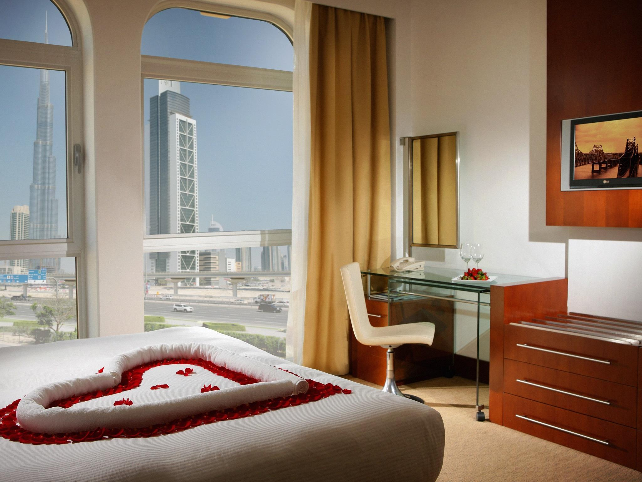 Burj Suite - Kingsize Bed (Burj Suite - King Bed)