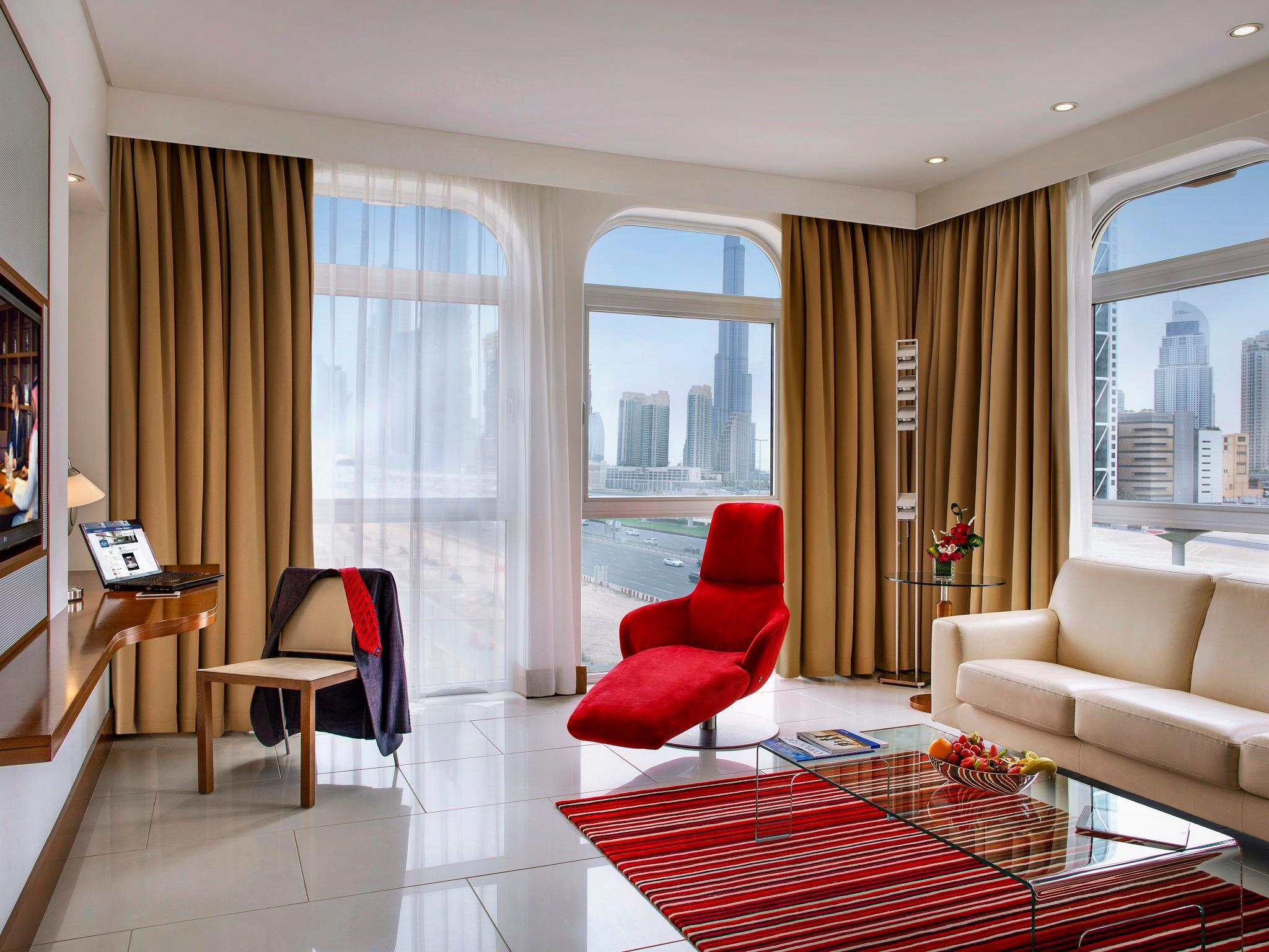Burj Suite - Twin Bed
