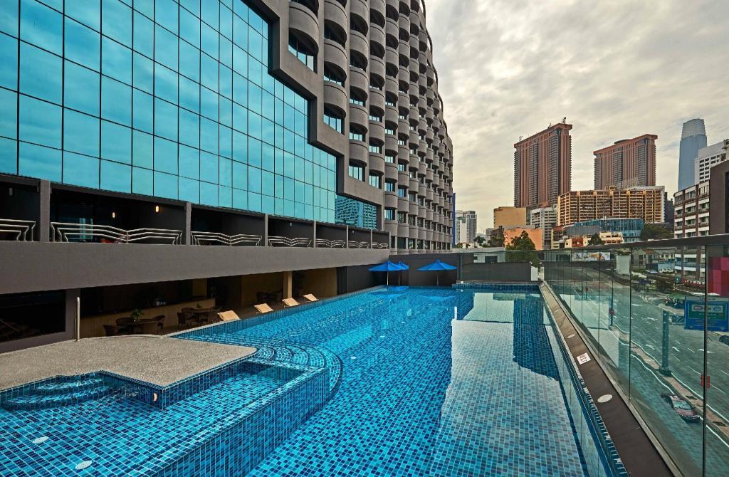 Swiss Garden Hotel Bukit Bintang Kuala Lumpur In Malaysia Room Deals Photos Reviews