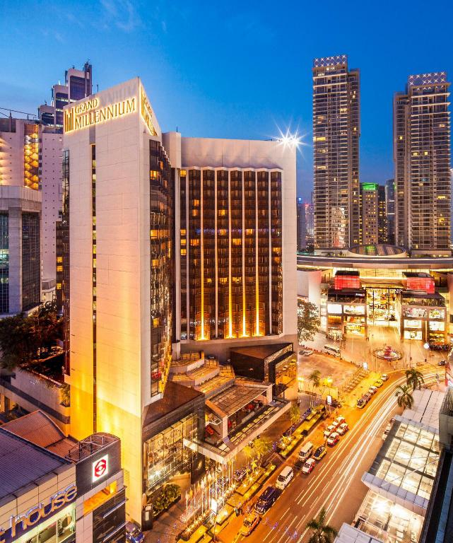 More About Grand Millennium Kuala Lumpur Hotel