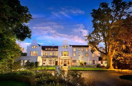 Exterior view The Cellars Hohenort Hotel