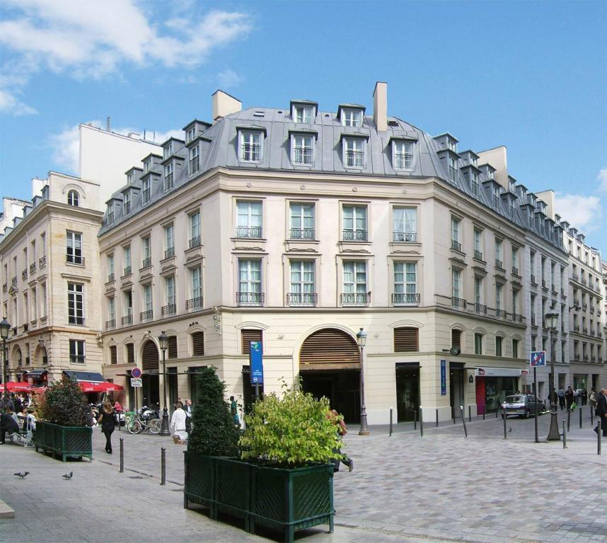 Residhome Appart Hotel Paris Opera In France