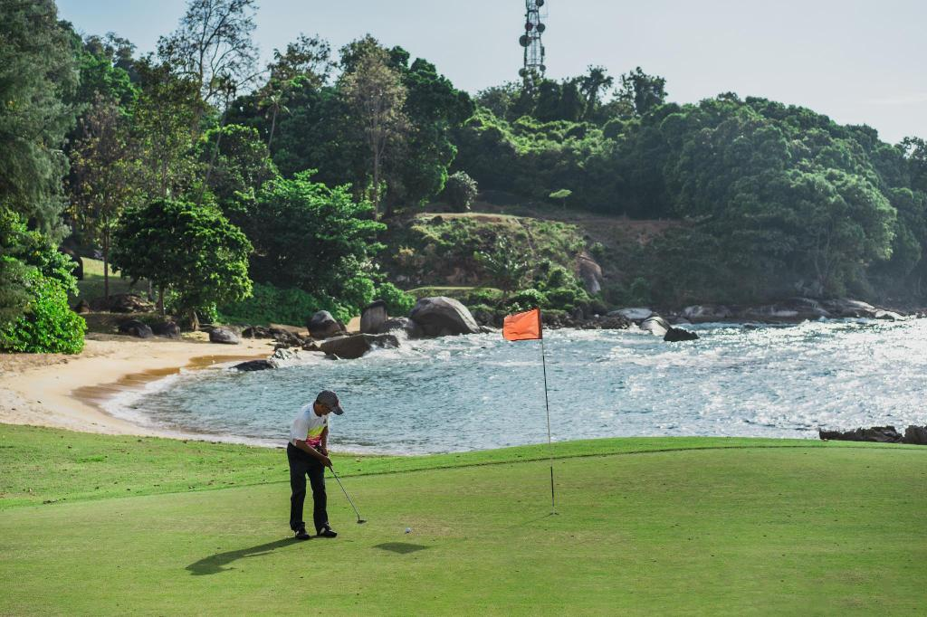 Golf course [on-site] Berjaya Tioman Resort