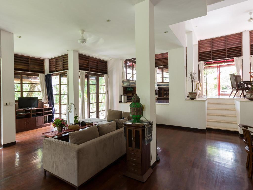 Interior view Canang Sari Villas