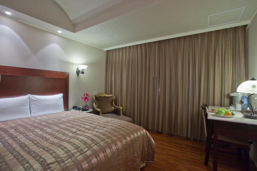 Special Single Room - Plan cameră Charming City Hotel Hualien