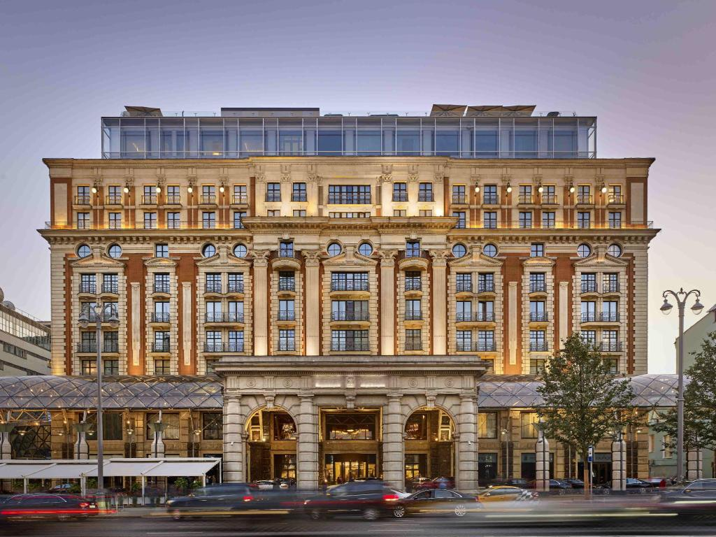 The Ritz-Carlton, Moscow | Moscow 2020 UPDATED DEALS £248, HD Photos & Reviews