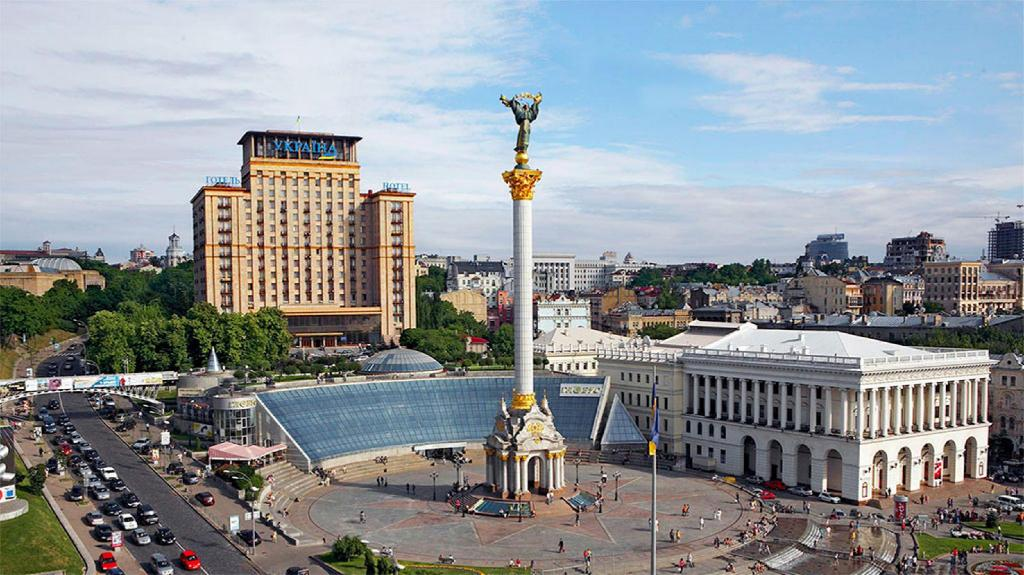 Dating Ukrainassa Kiev