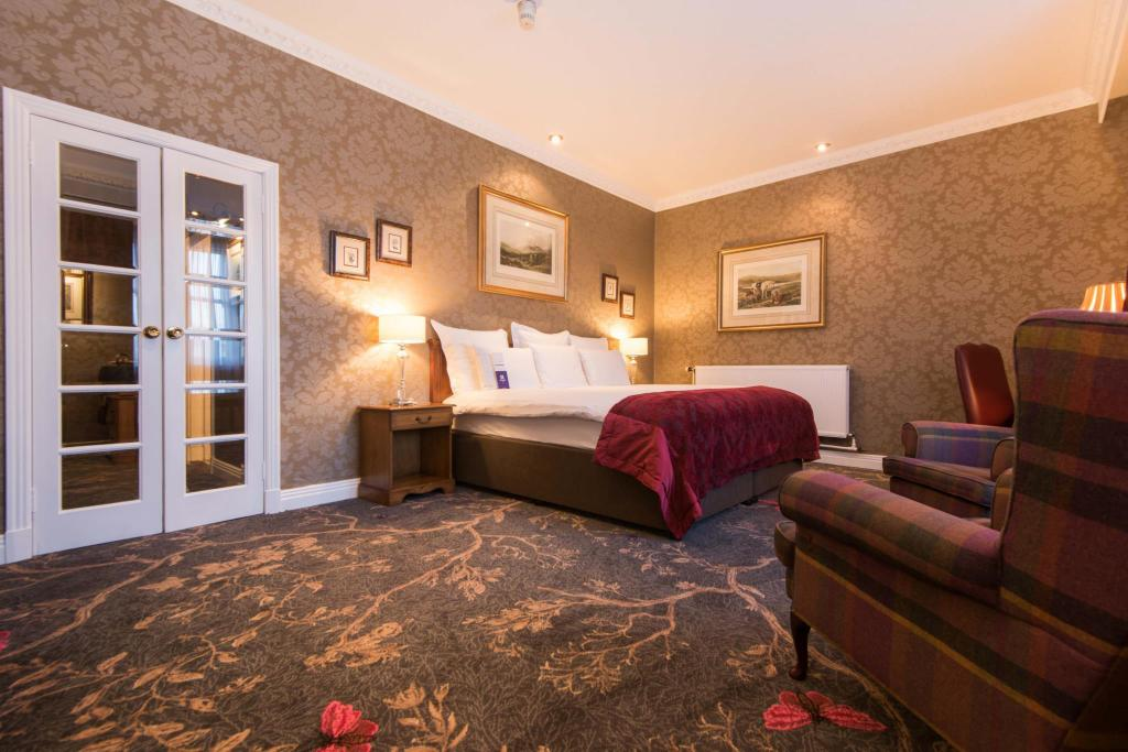Best Price on Kingsmills Hotel in Inverness + Reviews!