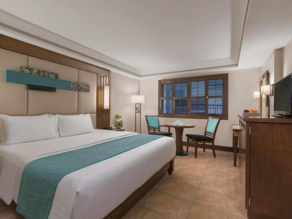 Superior - Kamar tidur Henann Regency Resort And Spa