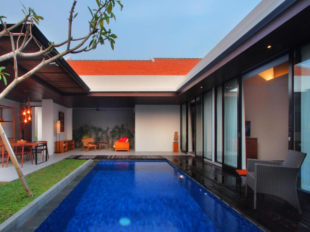 Two Bedroom Villa - Private pool