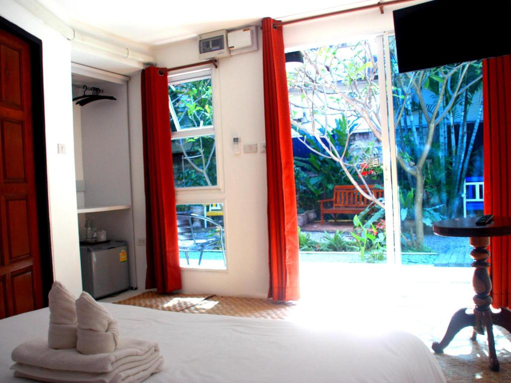 Standard Room 1 Double Bed - Guestroom Ganesha House
