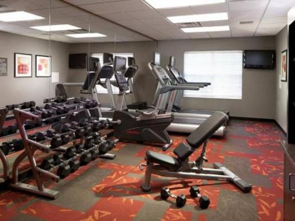 fitnesscenter The Inn at Mayo Clinic