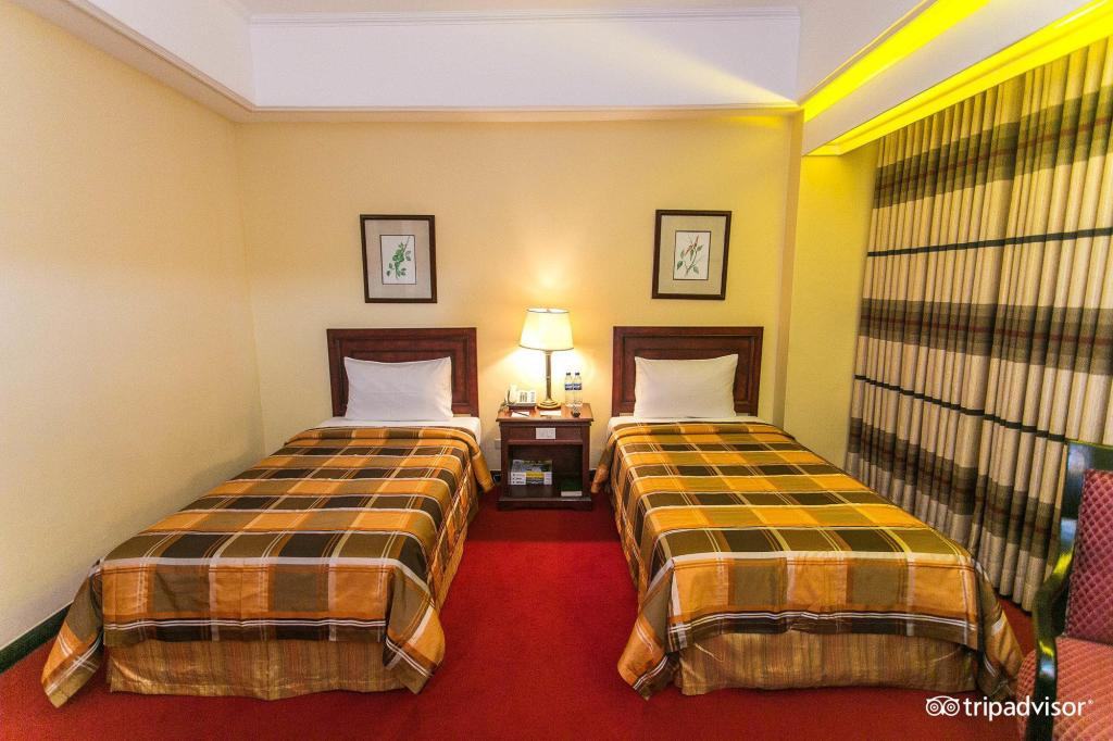 Bayview Park Hotel In Manila Room Deals Photos Reviews