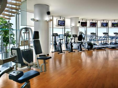 Fitness center J5 Hotels Port Saeed