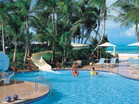 Swimming pool Margaritaville Vacation Club Wyndham Rio Mar
