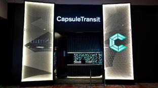 CapsuleTransit KLIA 2 (Airside) - International Departure, Satellite Building, Level 2