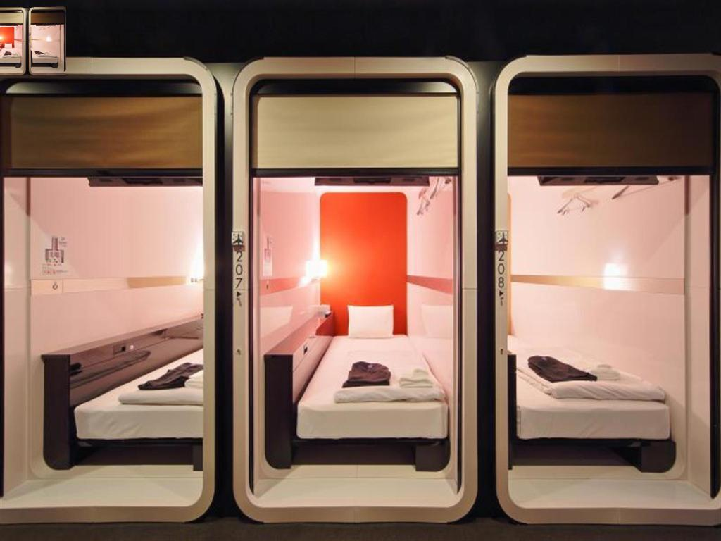 Cabina Classe Business – Per a homes First Cabin Atagoyama