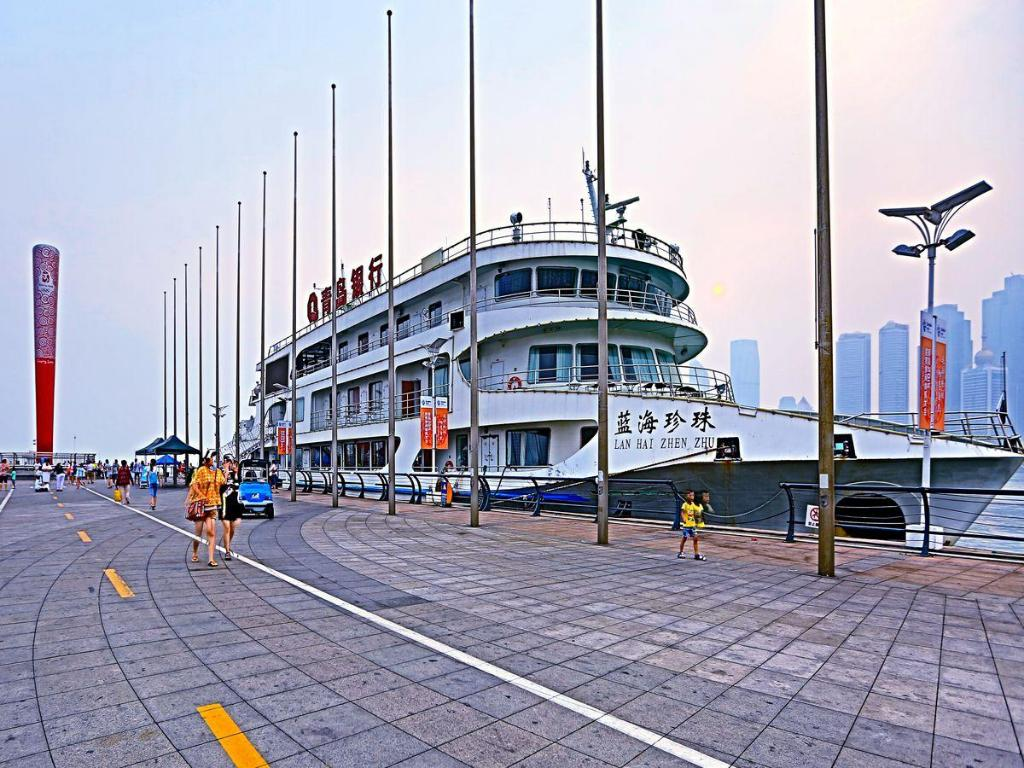 Qingdao Way Home Sveden Holiday Cruise Olympic Sailing Center Branch